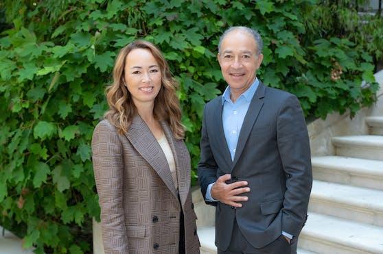 Maria Hedengren, CEO and Johan Adalberth, CFO von Readly.