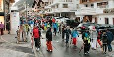 Regierung verhängt harte 2G-Regel für Ski-Urlauber
