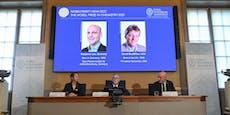 Chemie-Nobelpreis geht an Medikamenten-Forscher