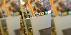 Wiener liefern sich wüste Schlägerei in der U-Bahn