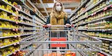 Supermarkt-Ketten in Österreich teurer als in Bayern