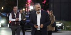 SPÖ-Knalleffekt: Doskozil fährt bei Klub in Wien vor