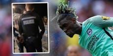 England-Star in Handschellen aus Nachtclub abgeführt