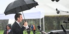 """""""Bussi"""" – neue Chats lassen nun Spott auf Kurz regnen"""