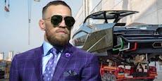 McGregor verkauft Luxus-Yacht, um sich Pub zu gönnen