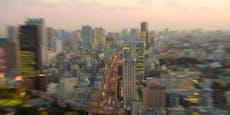 Heftiges Erdbeben bei Tokio, Züge fahren nicht mehr