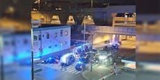 Großeinsatz in Wien – Polizei stoppt Schlepper-Konvoi