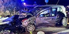 26-Jähriger stirbt bei Crash in Niederösterreich