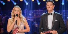 Dancing Stars: Weichselbraun zündelt gegen Kanzler Kurz