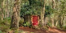 Das Baumhaus von Winnie Puuh ist bei Airbnb