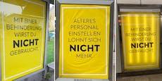 Enthüllt! Diese Firma steckt hinter Skandal-Plakaten