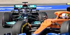 Motortausch: Hamilton muss zehn Plätze zurück