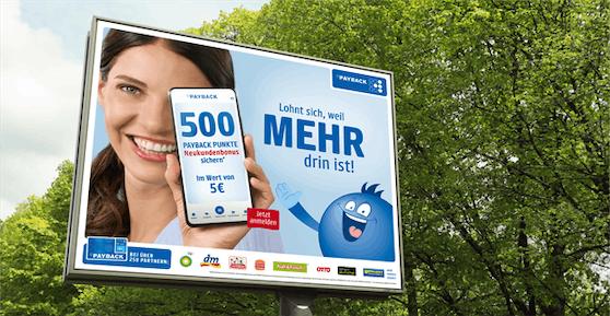 """""""Lohnt sich, weil mehr drin ist!"""" – Payback startet große Kampagne zur Markenpositionierung."""