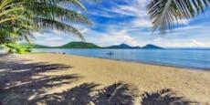 29 Tage auf offener See überlebt - Kokosnüssen sei Dank