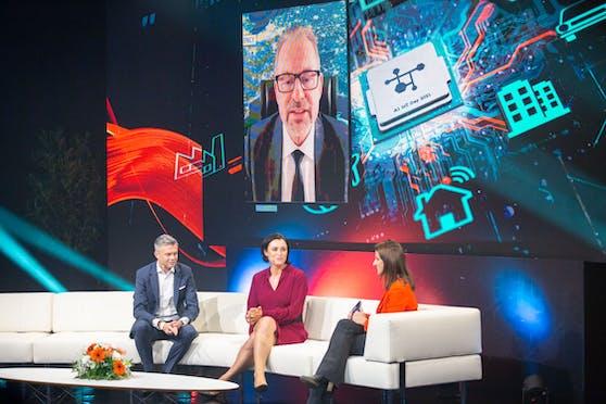 Das war der A1 IoT Day 2021:  Digitale Wege in eine nachhaltige Zukunft.