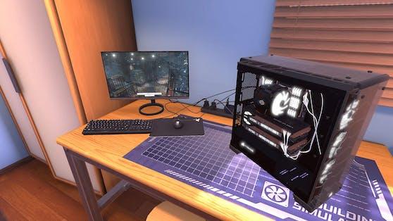 PC Building Simulator wurde innerhalb der ersten 3 Stunden im Epic Games Store über 1 Million Mal heruntergeladen.
