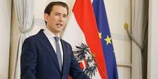 """""""Geht um Österreich, nicht um mich"""" – Kurz tritt ab"""
