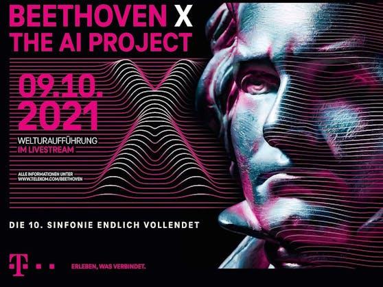 Die vollendete 10. Sinfonie Beethovens live im kostenlosen Stream.