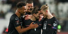 """ÖFB-Torschütze Sabitzer: """"Es war ein ekeliges Spiel"""""""