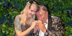 Richard Lugner (89) hat sich wieder verlobt