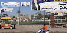 Wahl im Irak mit wenig Aussicht auf Veränderung