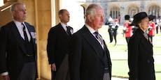 """Bedrohung"" – Prinz Charles verstößt eigenen Bruder"