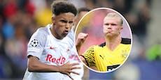Salzburg-Star soll Haaland in Dortmund beerben