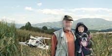 Wiener Skandal-Arzt erlebt Bruchlandung mit Flugzeug