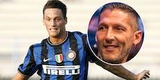 """Italien-Star: """"Ich setzte Arnautovic vor die Tür"""""""
