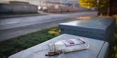 Nach zwei Flaschen Wodka Passanten verprügelt
