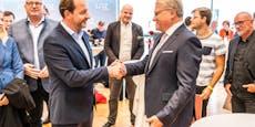 73,1 Prozent! Luger bleibt Bürgermeister von Linz