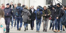 Um 13 Uhr gelobt VdB Schallenberg als Kanzler an