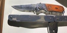 Messer und Schlagring – brutale Raubserie in Wien