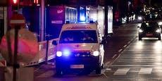 Alko-Verletzter flüchtet in Rettungsauto vor Polizei