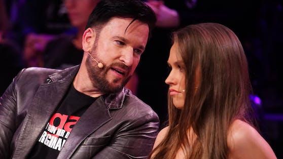 Kriselt es zwischen Michael Wendler und Laura?