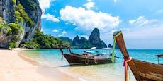 Thailand streicht Quarantänepflicht ab November