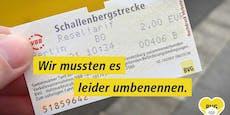 Berliner U-Bahn widmet Neo-Kanzler eigenes Ticket
