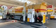 Benzinpreis nun schon bei mehr als zwei Euro