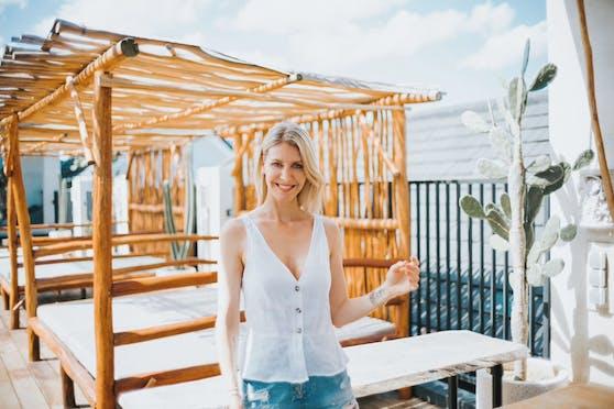 Cathy Zimmermann lebt nun auf der Insel Bali.