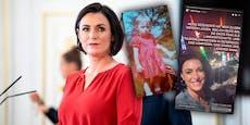 """""""Kämpferin"""" – Ministerin packt über harte Kindheit aus"""