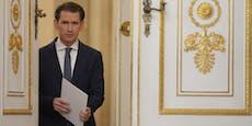 Kurz mit 100 Prozent zu ÖVP-Klubobmann gewählt