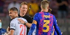 """""""Wie ein Hai!"""" Bayern wollen bei Barcelona wildern"""