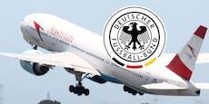 Deutsche wundern sich über Walzer im AUA-Flieger