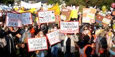 """5.000 bei Kindergarten-Demo in Wien: """"Es reicht!"""""""