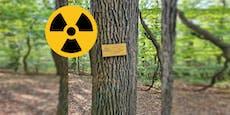 "Nach ""Heute""-Hinweis entfernt Stadt radioaktive Tafel"