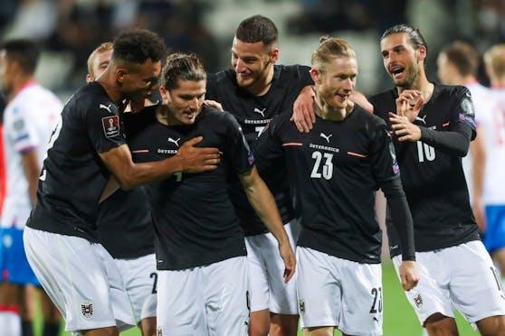 Österreich will auch in Dänemark jubeln.
