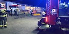 Giftiger Chemie-Unfall im Hafen – 13 Wiener im Spital