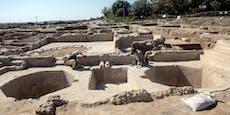 1.500 Jahre alter Weinkeller entdeckt