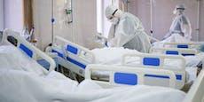 Nicht ansprechbar – Frau mit seltenem Virusinfiziert