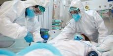 Corona-Neuinfektionen erreichen neuen Höchstwert